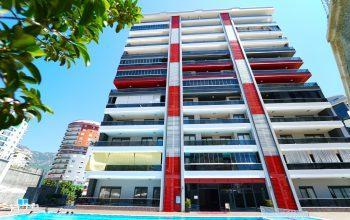 Квартира для большой семьи в новом жилом комплексе