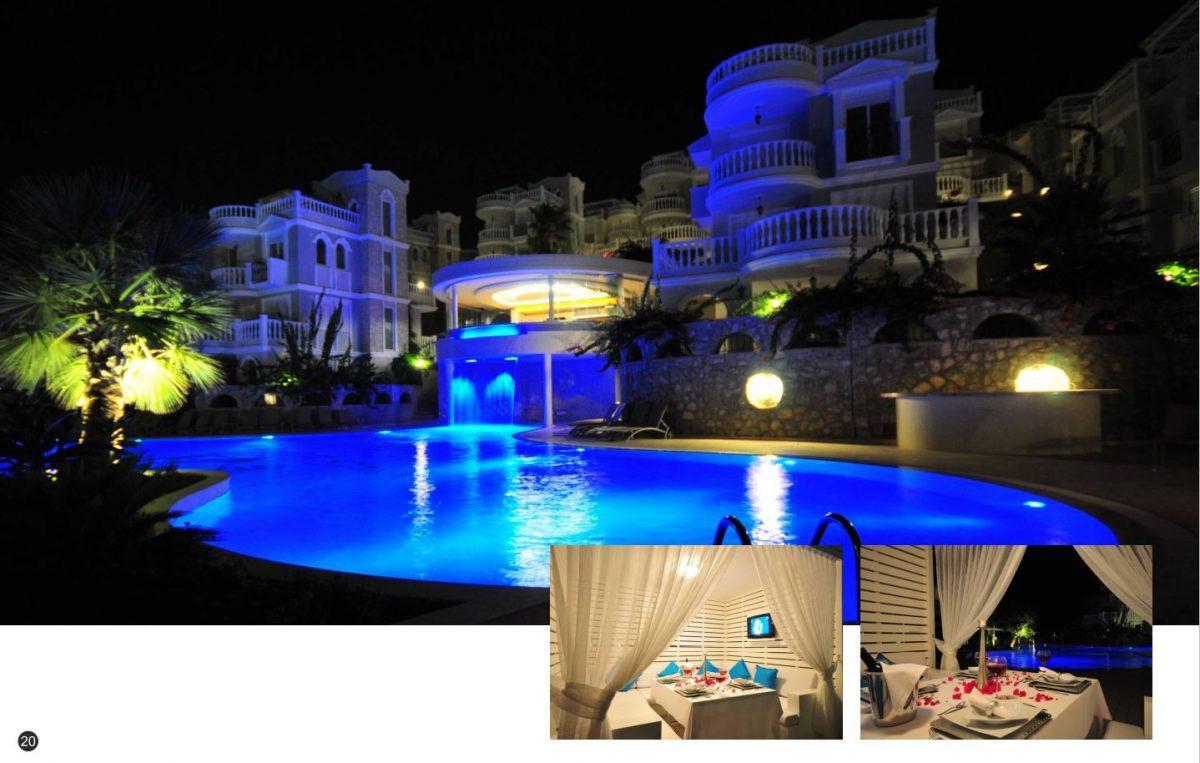 Вилла с частным бассейном в Конаклы - Фото 59