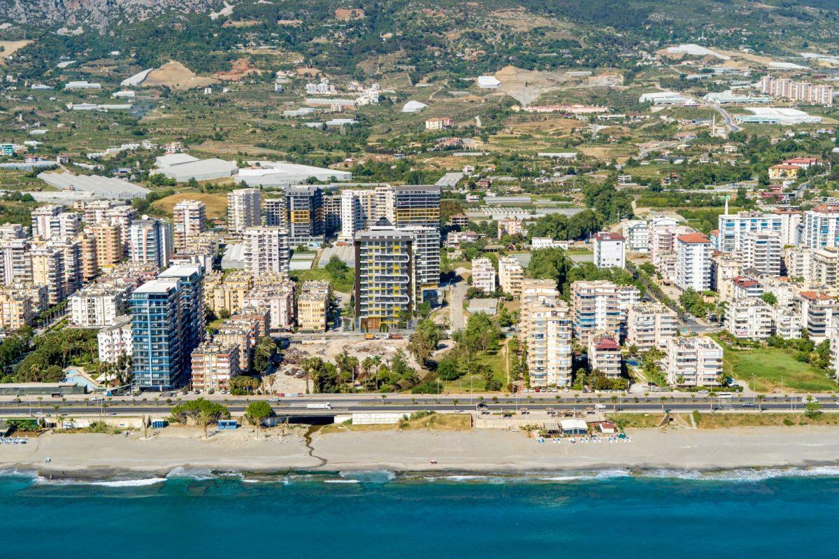 Новый комплекс в центре Махмутлара рядом с морем - Фото 13