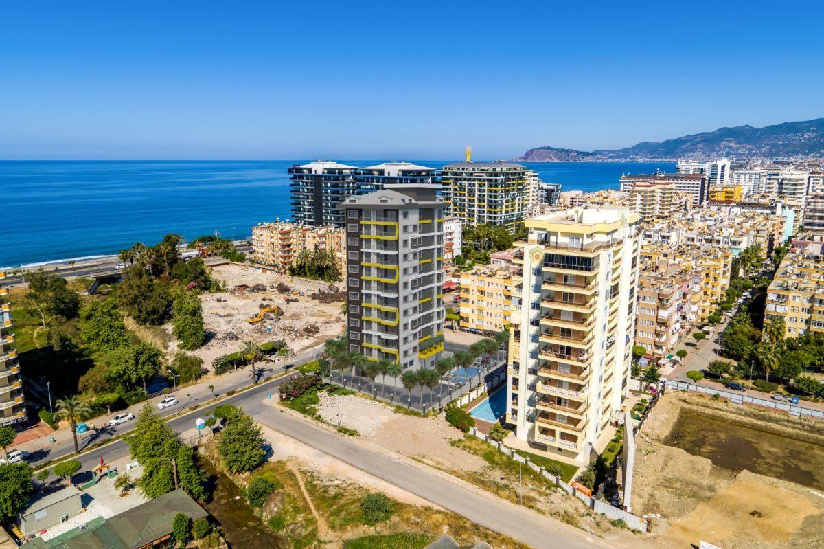 Новый комплекс в центре Махмутлара рядом с морем - Фото 10