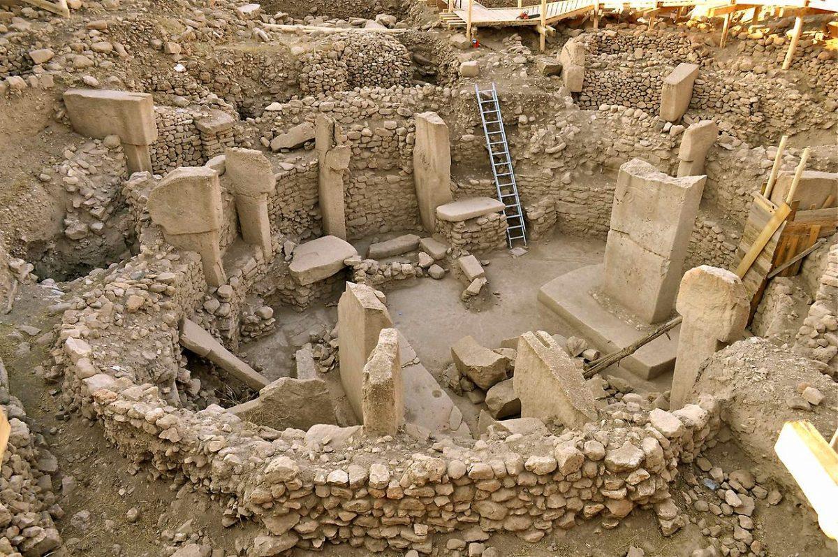 На юге Турции идут раскопки в древнем пещерном храме