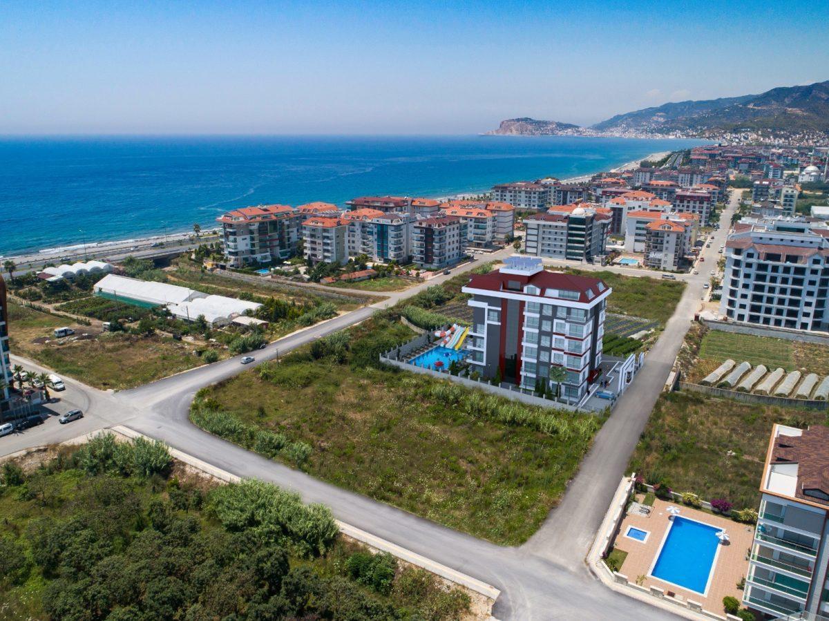 Квартиры в новом комплексе рядом с морем в Кестеле - Фото 5