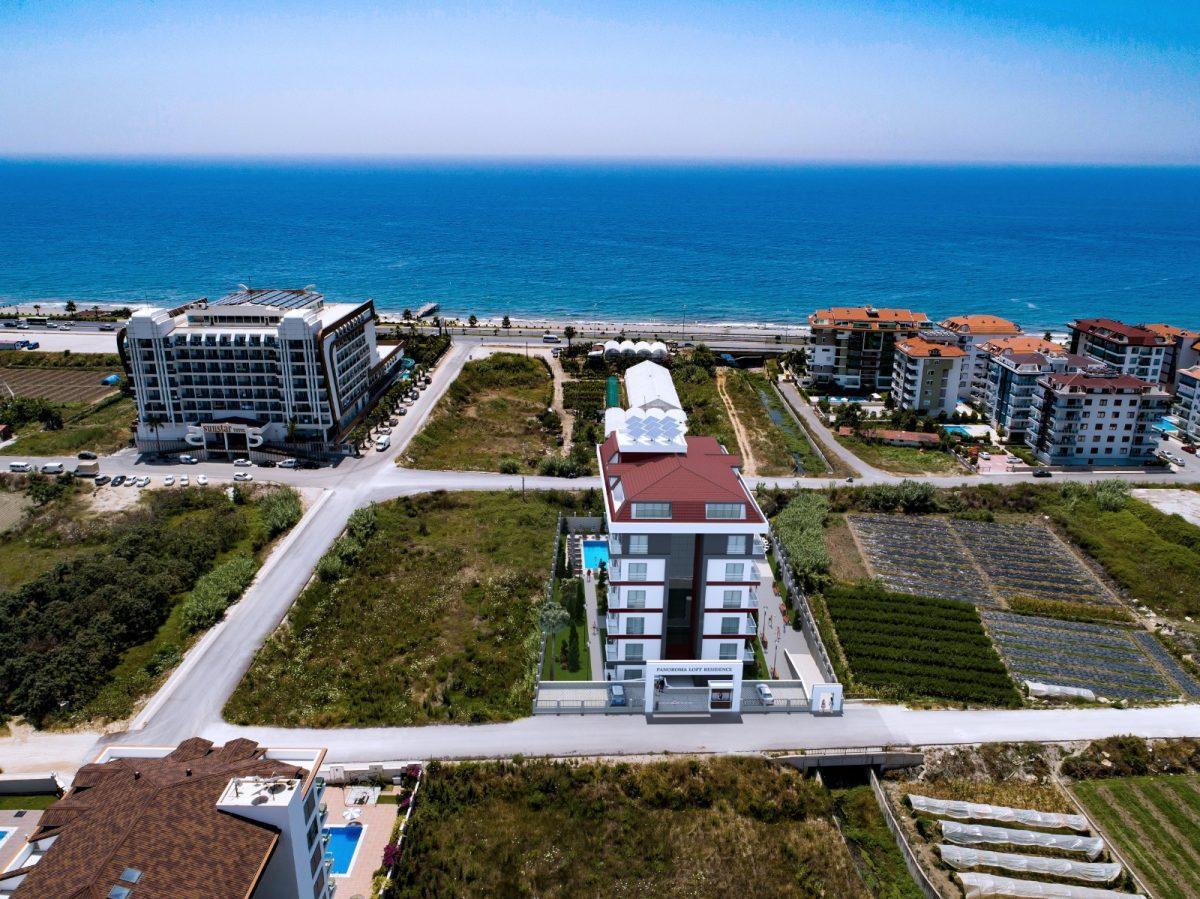 Квартиры в новом комплексе рядом с морем в Кестеле - Фото 2
