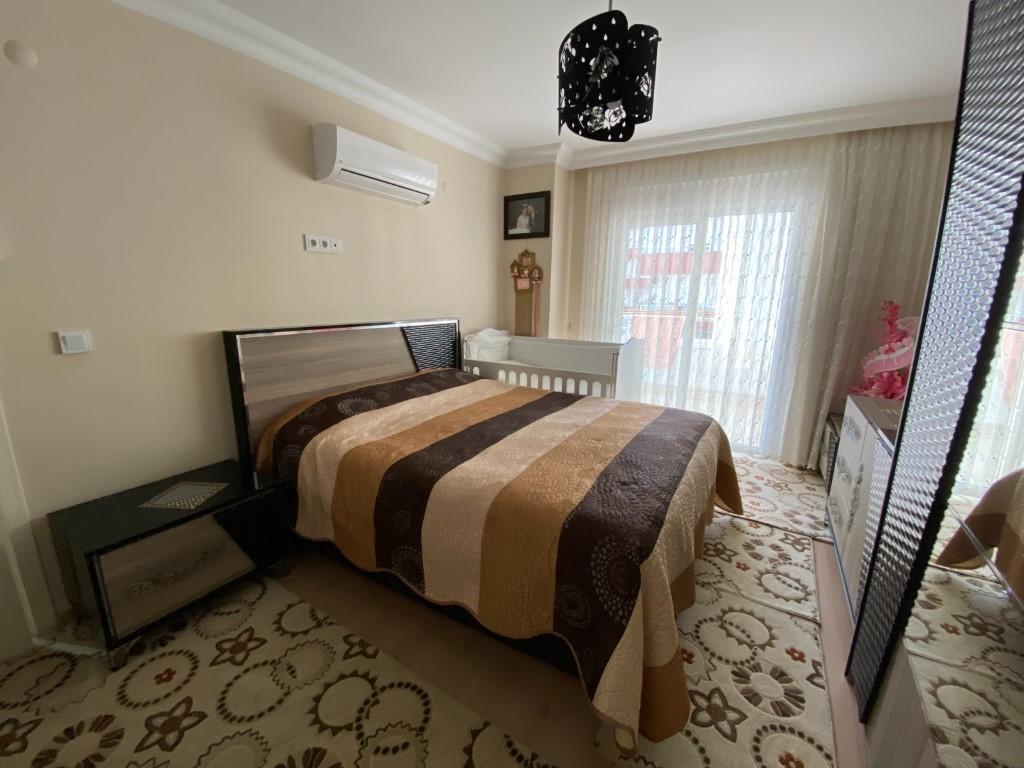 Квартира с отдельной кухней в центре Махмутлара - Фото 12
