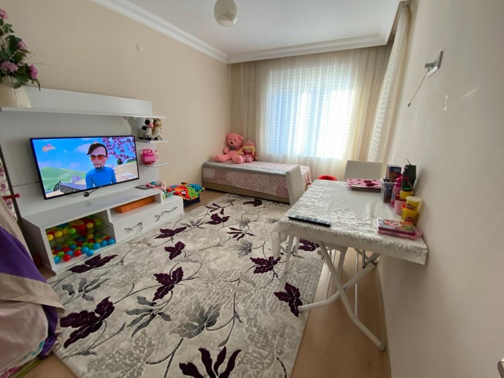 Квартира с отдельной кухней в центре Махмутлара - Фото 18