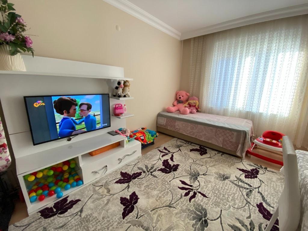 Квартира с отдельной кухней в центре Махмутлара - Фото 19