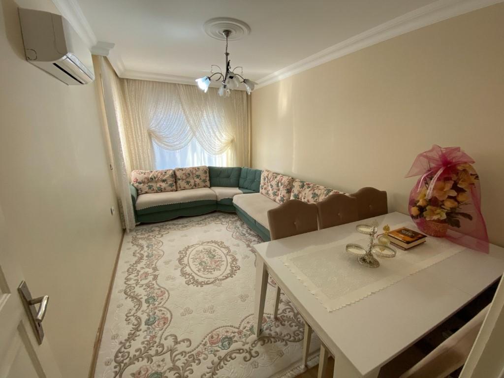 Квартира с отдельной кухней в центре Махмутлара - Фото 7