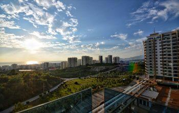 Апартаменты 2+1 с инфраструктурой отеля 5* в уединённом экологически чистом районе Алании