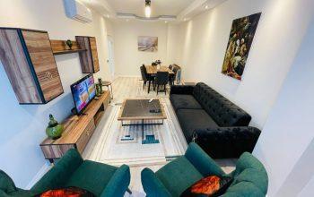 Квартира 2+1 в новом доме с отдельной кухней