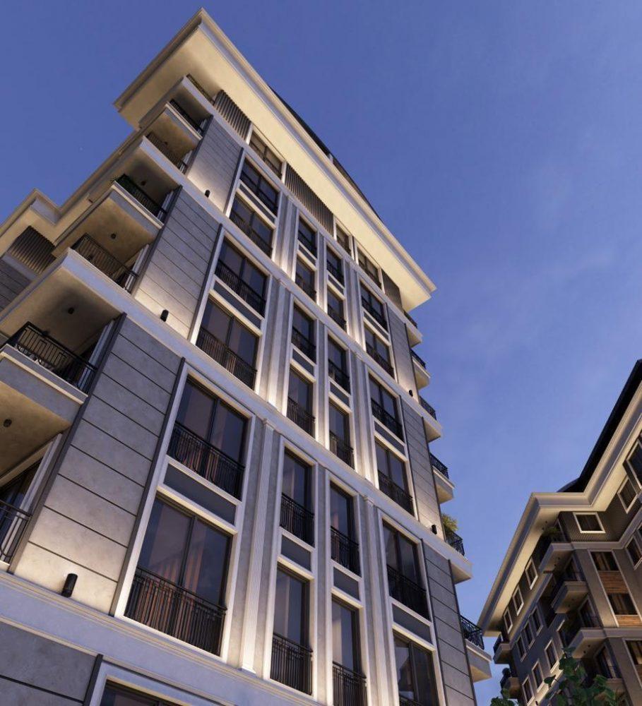 Строящийся комплекс в центре Алании с отельной инфраструктурой - Фото 10