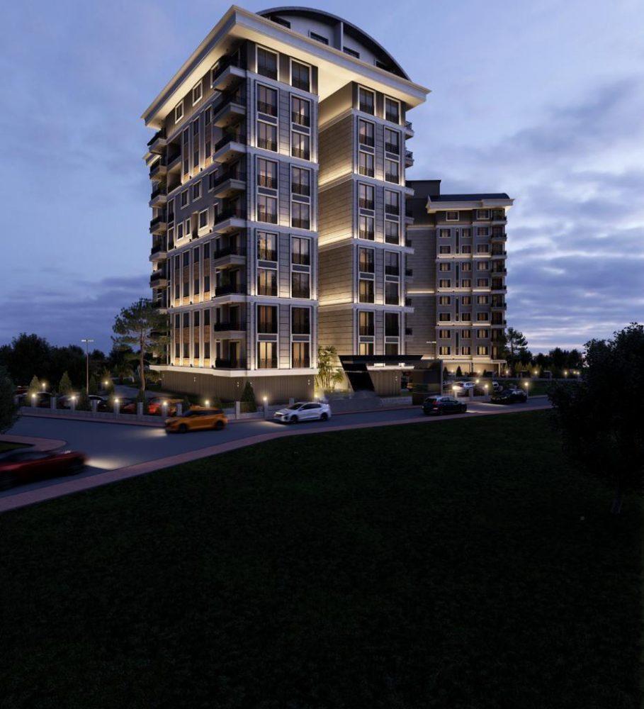 Строящийся комплекс в центре Алании с отельной инфраструктурой - Фото 7