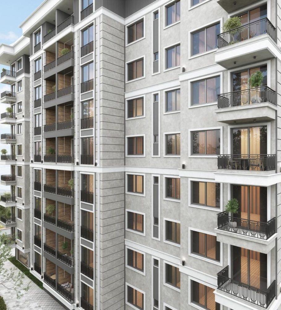 Строящийся комплекс в центре Алании с отельной инфраструктурой - Фото 11