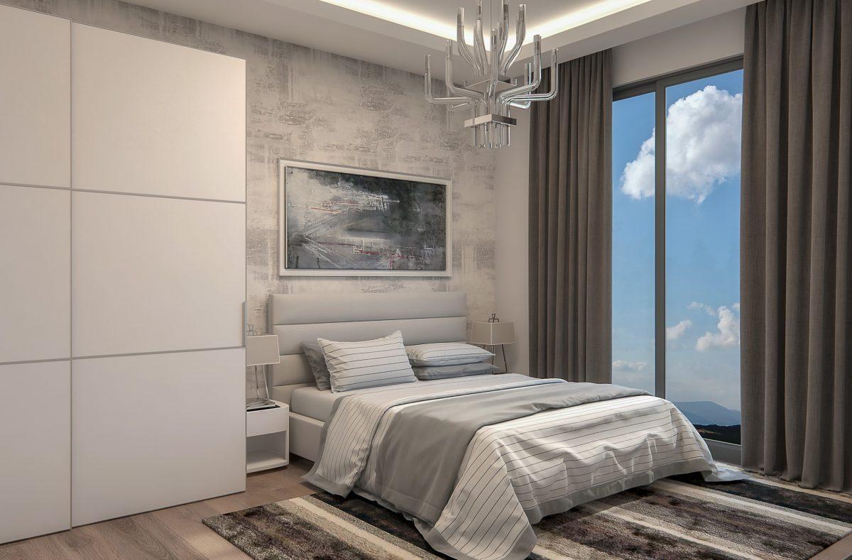 Новые квартиры в комплексе рядом с морем в Махмутларе - Фото 24