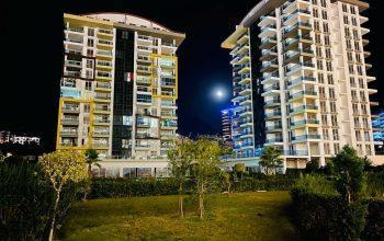 Меблированная квартира в районе Махмутлар