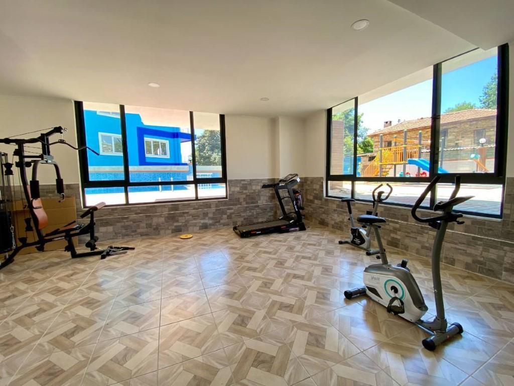Трехкомнатная квартира с отдельной кухней в спокойной части Махмутлара - Фото 8