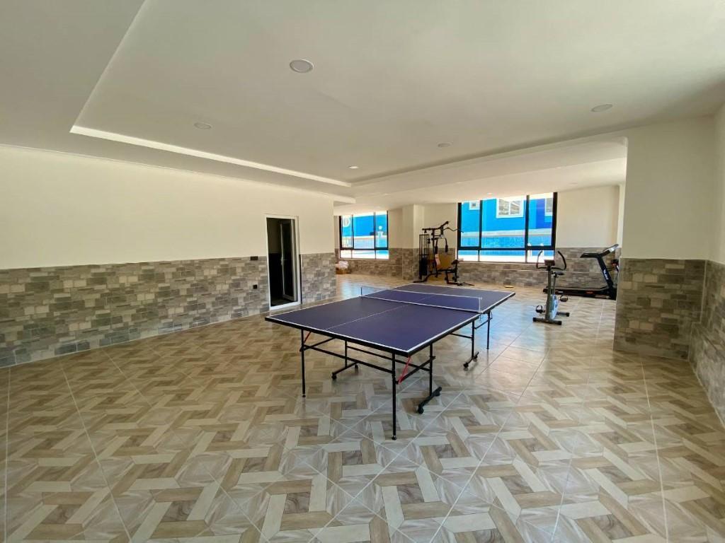 Трехкомнатная квартира с отдельной кухней в спокойной части Махмутлара - Фото 9
