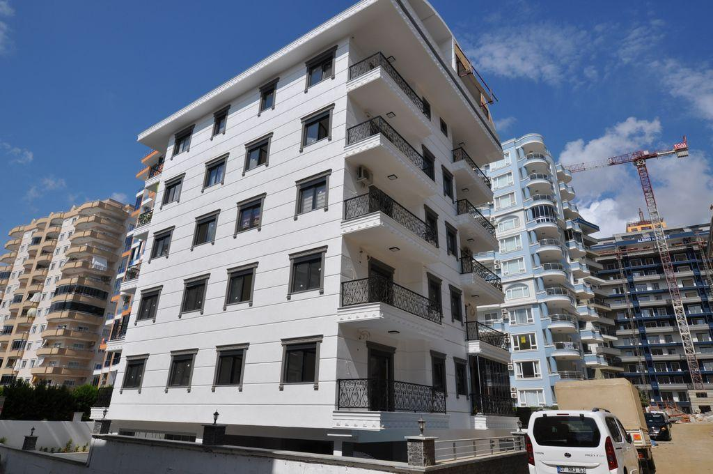 Квартира с двумя спальнями в новом комплексе - Фото 1